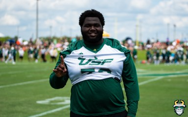 81 - USF OL Sebastian Sainterling Spring Game 2019 by Matthew Manuri 1296 (4644x2902)