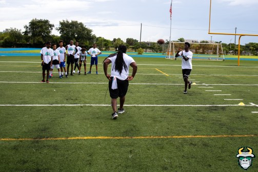24 - 2019 Believe In Me Foundation Football Camp
