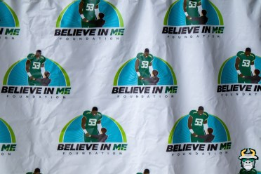 29 - 2019 Believe In Me Foundation Football Camp - Sign