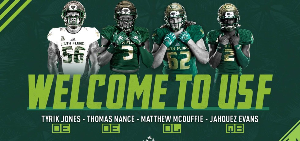 USF Football Class of 2019