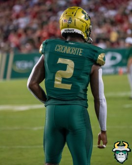 31 – Wisconsin vs USF 2019 – RB Jordan Cronkrite by David Gold – DRG05271