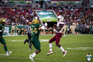 57 - USF vs S.C. State 2019 - Antonio Gier by David Gold DRG00624