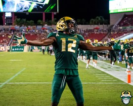 83 - USF vs S.C. State 2019 - Zion Roland by David Gold DRG01144