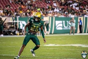 92 - USF vs S.C. State 2019 - Eugene Bowman by David Gold DRG01416