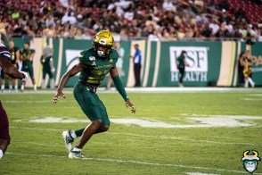 93 - USF vs S.C. State 2019 - Eugene Bowman by David Gold DRG01420