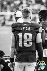123 - BYU vs USF 2019 - Augie DeBiase B&W by David Gold - DRG01473