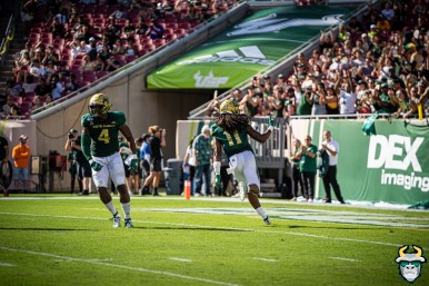 57 - BYU vs. USF 2019 - Greg Reaves Dwayne Boyles by David Gold - DRG00552