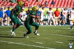 85 - SMU vs USF 2019 - Jah'Quez Evans by David Gold - DRG01263