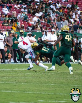 93A - SMU vs USF 2019 - Dwayne Boyles Demaurez Bellamy by David Gold IG - DRG01516