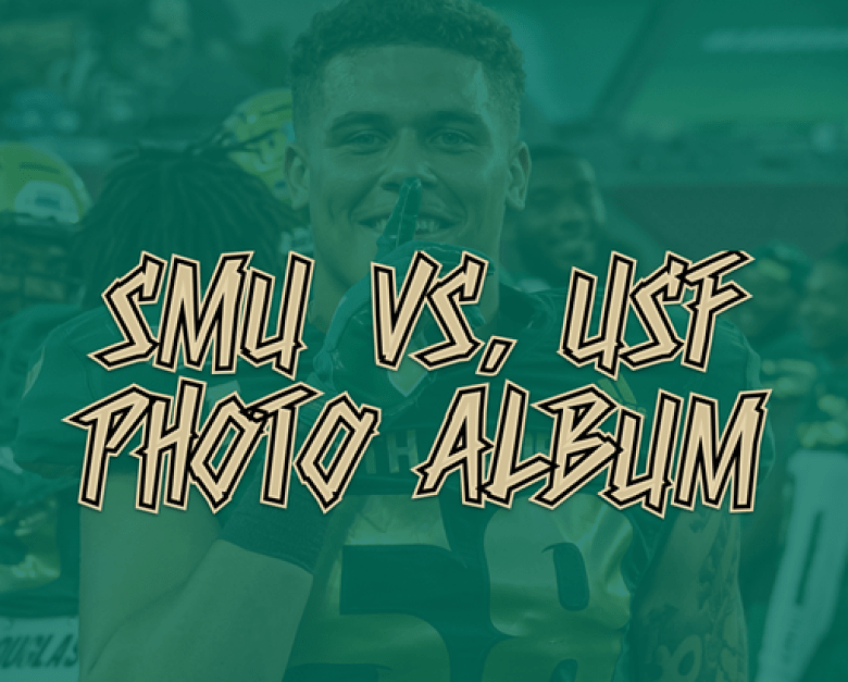 SMU vs. USF 2019 Football Photo Album | SoFloBulls.com