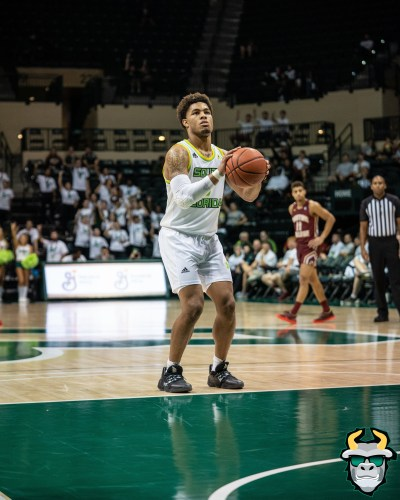 31 - Boston College vs South Florida Men's Basketball 2019 - David Collins by David Gold - DRG08683