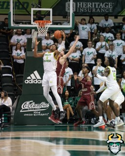 38 - Boston College vs South Florida Men's Basketball 2019 - Michael Durr by David Gold - DRG08856