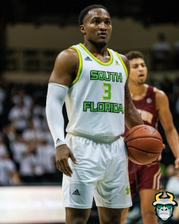 39 - Boston College vs South Florida Men's Basketball 2019 - Laquincy Rideau by David Gold - DRG08871