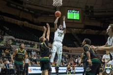 39 - St. Leo vs South Florida Men's Basketball 2019 - Jamir Chaplin by David Gold - DRG03417
