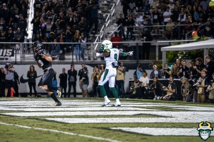 45 - USF vs. UCF 2019 - KJ Sails Gabriel Davis by David Gold - DRG05835