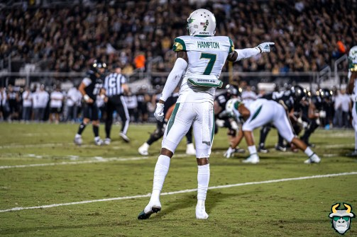 46 - USF vs. UCF 2019 - Mike Hampton by David Gold - DRG05851