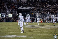 66 - USF vs. UCF 2019 - KJ Sails Kirk Livingstone Antonio Grier Nick Roberts by David Gold - DRG06277