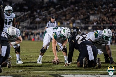 88 - USF vs. UCF 2019 - Brad Cecil Demetris Harris by David Gold - DRG06750