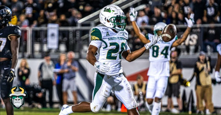 #WarOnI4 USF vs. UCF Football Photo Album 2019 - Johnny Ford - SoFloBulls.com