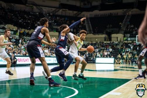 15 - UConn vs. South Florida Men's Basketball 2020 - David Collins - DRG08802