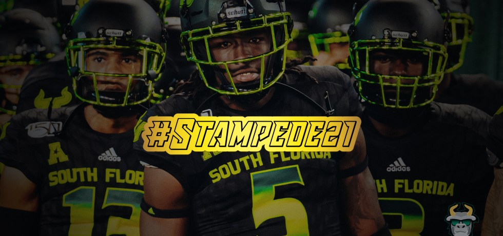 #Stampede21 USF Bulls Football Recruiting Class of 2021