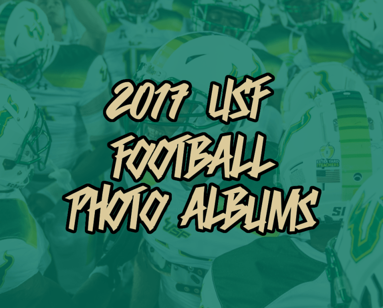 Click to view all 2017 USF Football Photo Albums