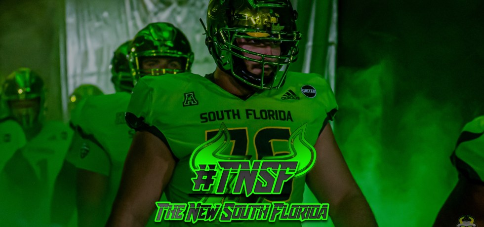 #TNSF USF National Signing Day 2021 - OL Cornelius