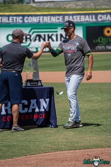 140 USF vs UCF Baseball Daniel Cantu 2021 AAC Championship DRG01225