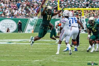 116 Florida vs USF 2021 - Dwayne Boyles Emory Jones DRG02118