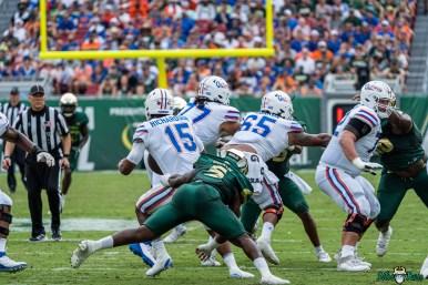 169 Florida vs USF 2021 - Antonio Grier Anthony Richardson DRG02313