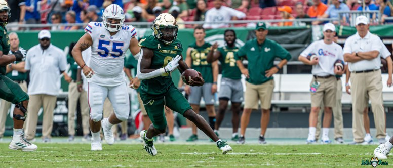 182 Florida vs USF 2021 - Timmy McClain Twitter Cover Image DRG02721