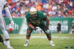 229 Florida vs USF 2021 - Donovan Jennings DA