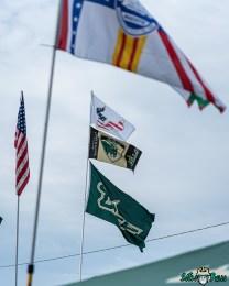 4 - Florida vs USF 2021 - Tailgate Flags DRG00096