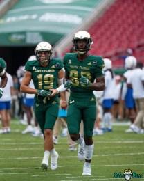 41 Florida vs USF 2021 - Logan Berryhill Bryce Miller DA
