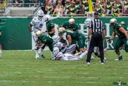 92 Florida vs USF 2021 - Brian Battie DRG01749