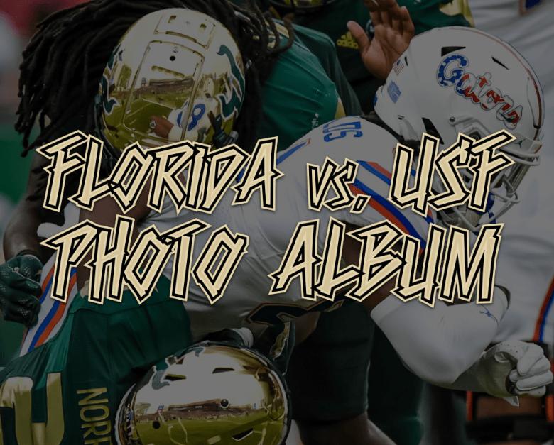 Click to View All Florida vs. USF Football 2021 Photos
