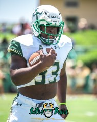 21 - USF Spring Game 2018 - USF RB David Small by Dennis Akers - SoFloBulls.com (3778x4722)