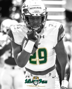 29 Days - 20 - USF Spring Game 2018 - USF RB Brian Norris by Dennis Akers - SoFloBulls.com IG (1200x1476)