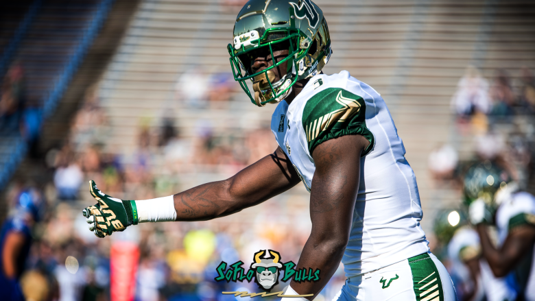 🎥 SoFloBulls.com 2017 USF Football Highlights Series: #SaucySalomon WR Darnell Salomon by Matthew Manuri