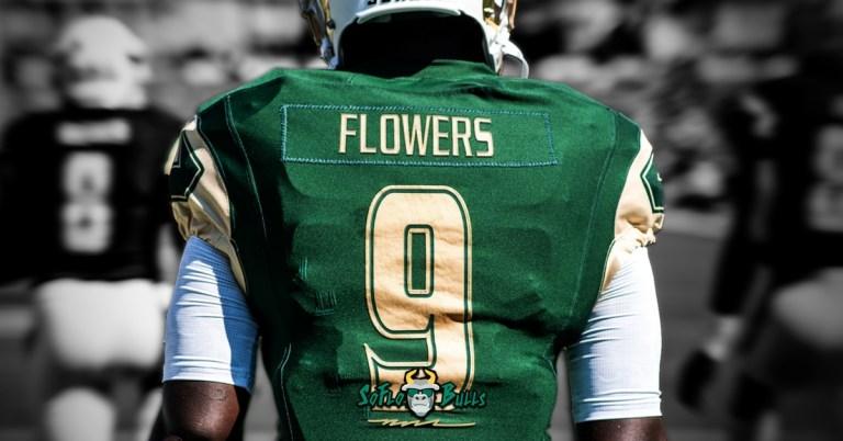 🎥 SoFloBulls.com 2017 USF Football Highlights Series: #Glock9 QB Quinton Flowers Facebook Post Image B&W by Matthew Manuri (1200x628)