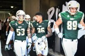 FSU vs USF 2016 82 - Danny Thomas Nate Godwin and Mitchell Wilcox exit the Tunnel by Dennis Akers (4512x3008)