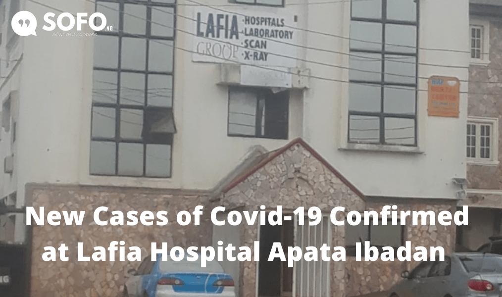 Covid-19: Govt Allegedly Seals Lafia Hospital Apata in Ibadan