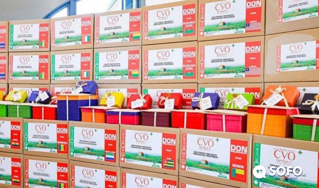 Madagascar Covid Organics Herbal is in Nigeria, awaiting NAFDAC approval