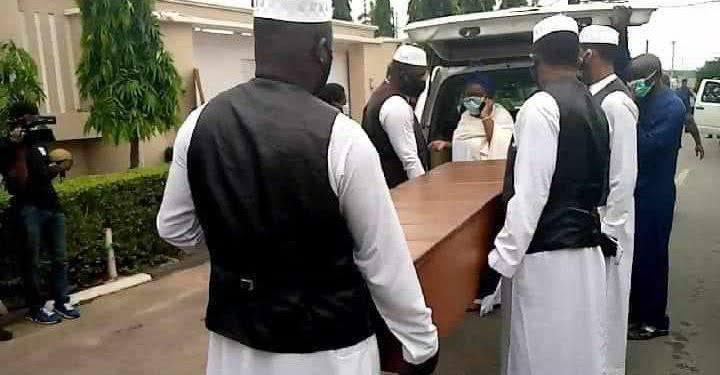 Ganduje, Oyo, Lagos Deputies, others bid Ajimobi farewell