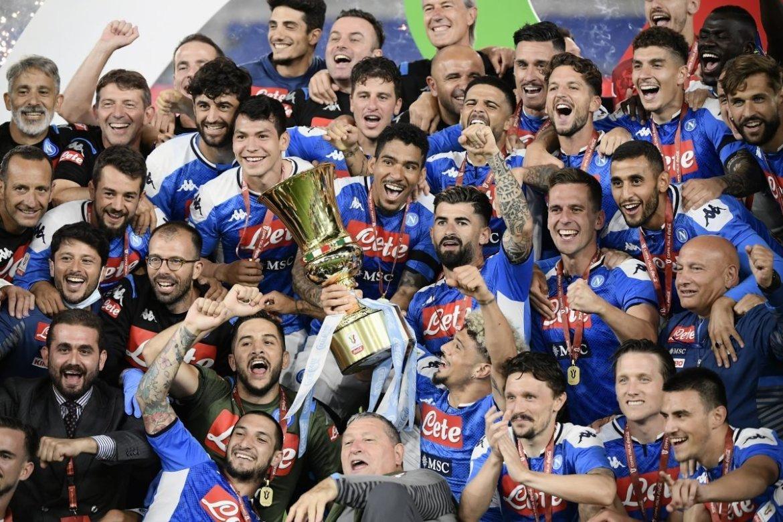 Napoli Record Historic Coppa Italia Cup Win On Penalty Shootout.