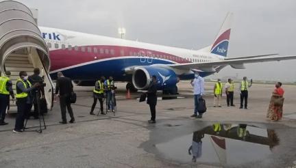 Flight Operation Resumes in Lagos.