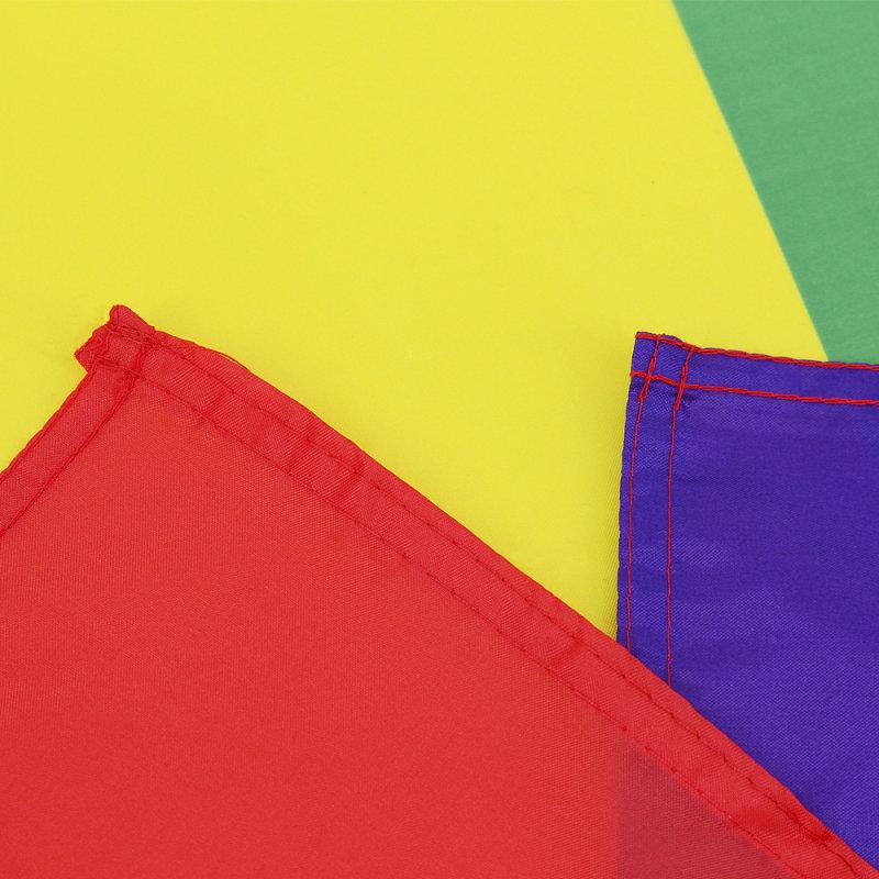3x5FT 90x150cm Rainbow Flag LGBT Flags Banner Lesbian Gay Pride Rainbow Flags Home Decor