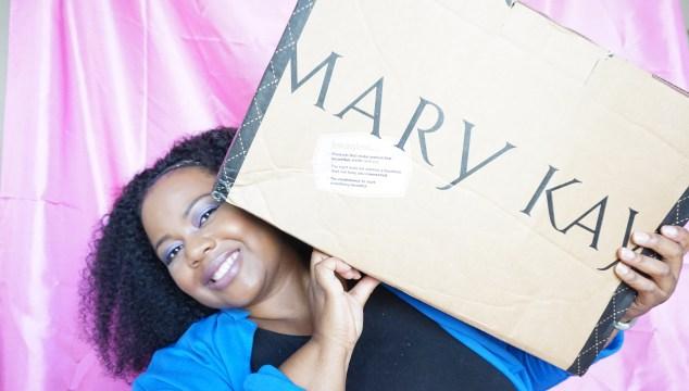 Mary Kay Starter Kit UK Edition