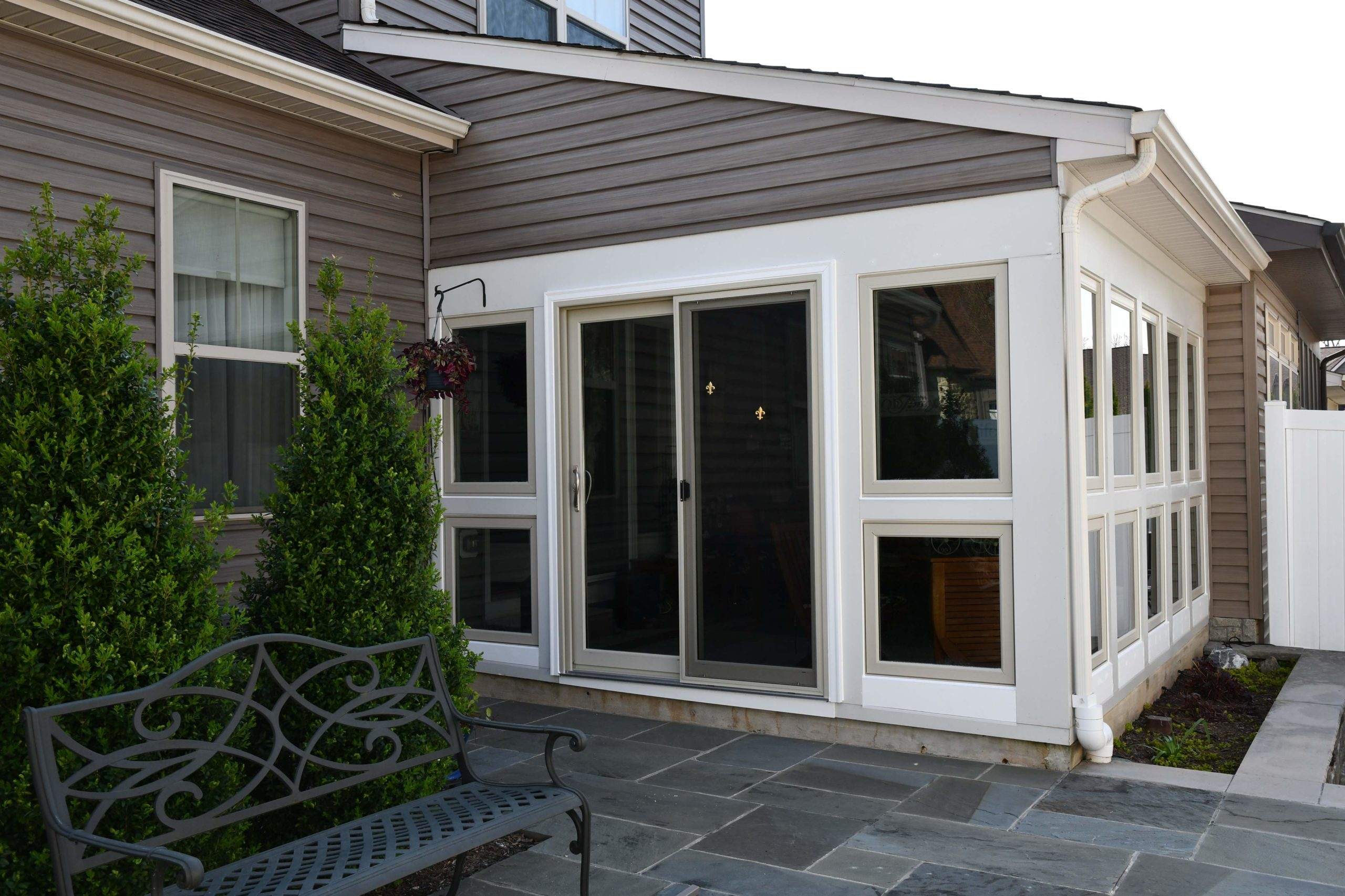 top fiberglass sliding doors