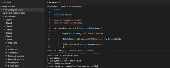 aplicaciónes en php